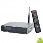 HIMEDIA HD900B Android 2.2 Network Media Player w/ WiFi / HDMI / LAN - Black (4GB)