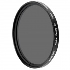 Emolux SQM6011 Neutral Density ND8 Filter - Black (58mm)