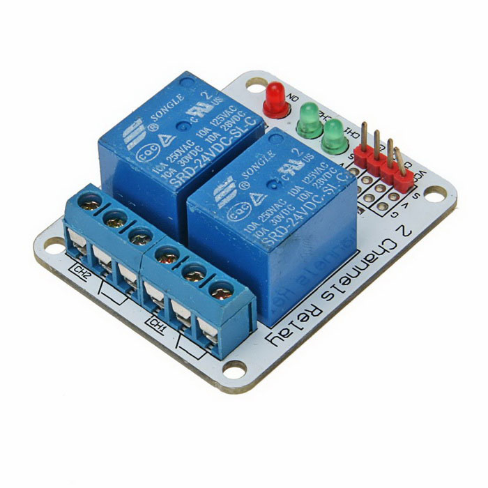 Channel v relay module expansion board for arduino buy