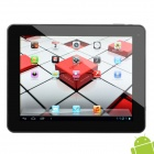 "Gemei G9 9.7"" Capacitive IPS Screen Android 4.0 Tablet w/ Dual Camera / WiFi / HDMi - Black (16GB)"