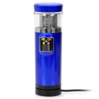 280ml Automatic Electric Cigarette Lighter Heating Cup for Car - Blue