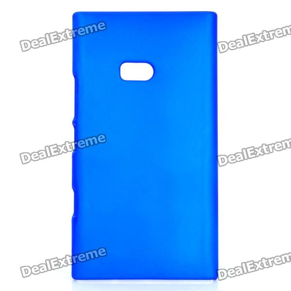 Фото Protective PVC Case for Nokia Lumia 900 - Blue universal removable bluetooth keyboard folio case cover for nokia lumia 2520 10 1 hp slate 10 hd 3500 3600 elitepad 900 g1 1000