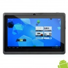 "7"" Capacitive Android 4.0 Tablet w/ WiFi / Camera / HDMI / TF / G-Sensor - Black (1.2GHz / 4GB)"