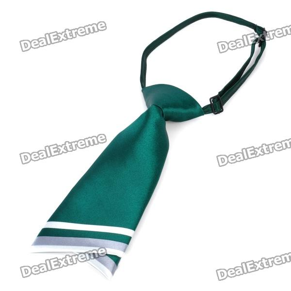 Fashion Casual Neck Tie for Lady - Green