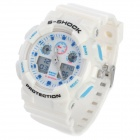 Multi-function Waterproof Analog & Digital Wrist Watch - White (1 x CR2016 + SR626)