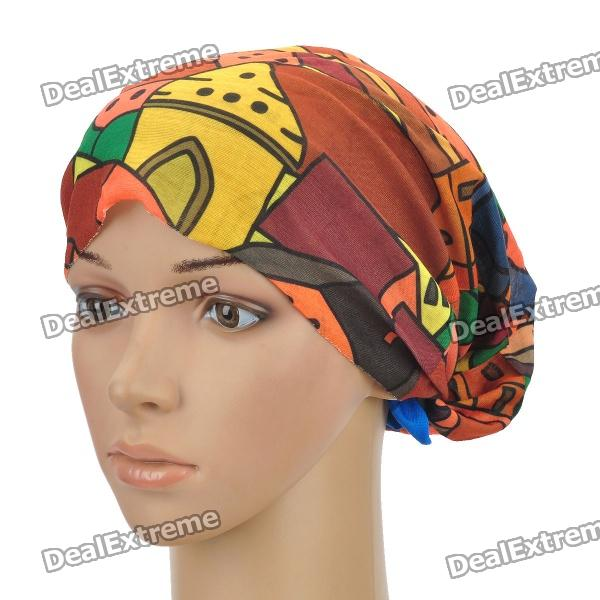 Multifunction Outdoor Sports Bicycle Cycling Head Scarf - Colorful
