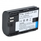 "LP-E6 ""2200mAh"" Battery Half Coded Version for Canon 6D 5D Mark III 5D Mark II 7D 60D Camera"