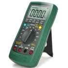 "2.9"" LCD Smart Handheld Digital Multimeter - Green + Black (9V / 1 x 6F22)"