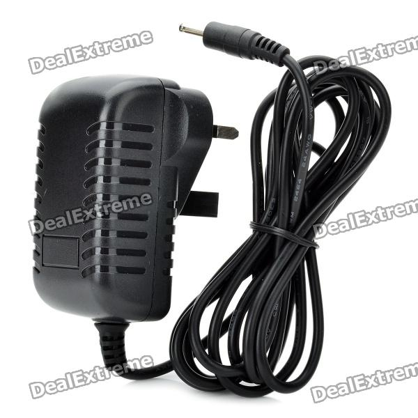 AC Power Adapter Charger for Acer A100 / A500 - Black (UK Plug) hot ac power charger for acer iconia tab a500 a100 100 240v eu plug