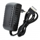 AC Power Adapter Charger for ASUS Transformer TF101 / TF201 / SL101 - Black (2-Round-Pin Plug)