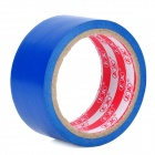 Self-Adhesive Hazard Warning PVC Tape - Blue (4.5CM x 18M)