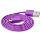USB Male to Micro USB Male Data Cable - Purple (94cm)