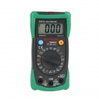 3-in-1 LCD Digital Multimeter - Green (9V / 1 x 6F22)