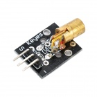 Arduino 650nm Laser Diode Module - Black
