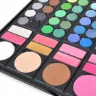 Sersuel 03 P78 78-Color Cosmetic Makeup Eye Shadow / Blush / Lipstick Palette - Multicolored