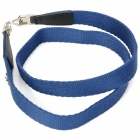 Stylish Neck Sling Strap for Hasselblad Camera - Dark Blue