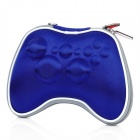 Protective Hard Nylon Pouch for Xbox 360 Wireless Controller - Blue