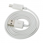 Micro USB Male to USB Male Data Cable - White (95cm)