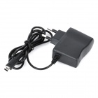 AC Power Adapter for Nintendo 3DS / DSiXL / DSiLL / DSi - Black (2-Round-Pin Plug / AC 100~240V)
