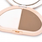 BOB Cosmetic Makeup Powder w/ Mirror - (20g, 003#)