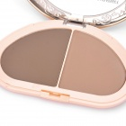 BOB Cosmetic Makeup Powder w/ Mirror (20g, 005#)