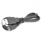 USB Charging Cable for Nintendo 3DS / DSiLL / DSiXL / DSi - Black (100cm)