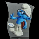 DIY T-Shirt Iron-On Transfer Sticker - The Smurfs Brainy Smurf