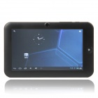 "C0706 7 ""Bildschirm Kapazitive Android 4,0 ultra-dünnen Tablet PC w / Wi-Fi / OTG / TF - Black (4GB)"