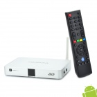 HIMEDIA HD910A Android 2.2 Network Media Player w/ WiFi / SATA / SD / USB / HDMI / LAN (2GB)