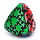 Creative Special Zongzi Shape Brain Teaser Gear Puzzle Magic Cube