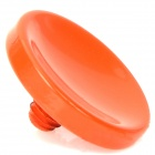 Cam-in Camera Shutter Button - Orange (Concave)