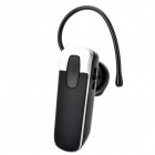 DACOM F36 Bluetooth V2.1+EDR Handsfree Headset - Black + Silver (120 Hours-Standby)