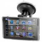 "5.0"" Touch Screen WinCE 6.0 GPS Navigator w/ FM / AV-IN (US Map)"