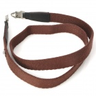 Stylish Neck Sling Strap for Hasselblad Camera - Coffee