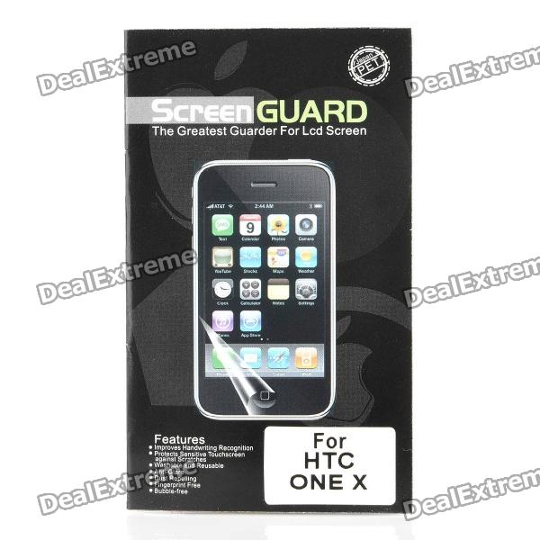 Protective AR Screen Protector Guard Film for HTC ONE X / S720E