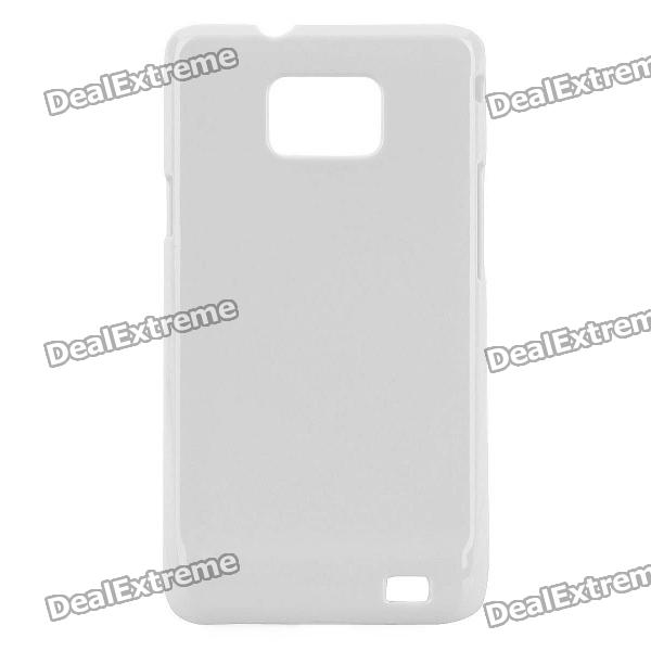 DIY Protective Plastic Case for Samsung i9100 - White