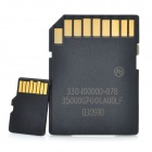 Kingston Micro SD / TF Speicherkarte mit SD Adapter - 8GB (Klasse 4)