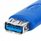 3.0AF / AF USB to USB Adapter - Blue