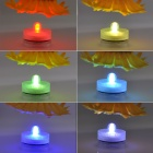 Decoration LED Colorful Candle Light - White (10-Pack)