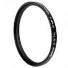 Emolux 62mm 4 Point Star Filter - Black