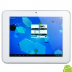 "Sanei N83 8"" Capacitive Android 4.0 w/ Dual Camera / HDMI / WiFi / External 3G - White (1.5GHz/8GB)"