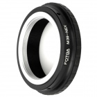 FOTGA Leica M39/L39 Lens to Sony NEX Adapter Ring - Black