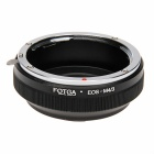 FOTGA Canon EOS Lens to Olympus M4/3 Adapter Ring - Black
