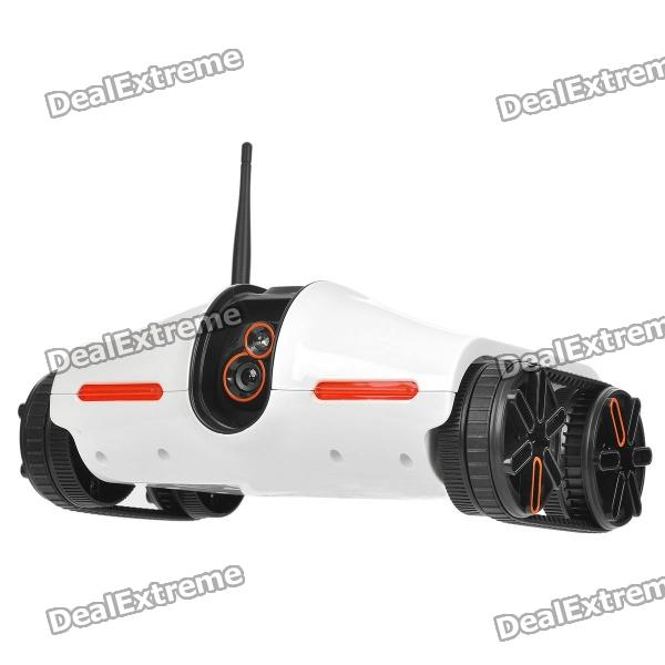 IOS App Controlled Wireless Tank - White (6 x AA)