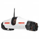 IOS App Controlled Wireless Spy Tank - White (6 x AA)