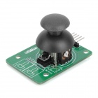 5-Pin 2-Way PS2 Joystick Game Controller Module  for Arduino (Works with Official Arduino Boards)