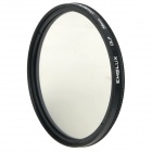 Emolux 58mm CPL Circular Polarizer Lens Filter - Black
