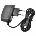 EU Plug Power Charger for Samsung I9100 / I9000 / S5830 / S5570 - Black