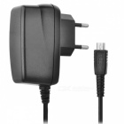 EU Plug Power Charger for Samsung I9100 / I9000 / S5830 / S5570 -Black