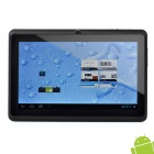 "UStar U700 7"" Capacitive Android 4.0 Tablet w/ HDMI / WiFi / Camera / TF - Black (1.2GHz / 8GB)"
